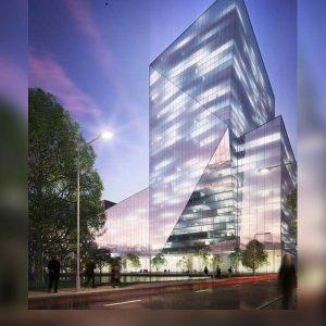 آموزش حرفه ایی طراحی نمای ساختمان یک برج در تری دی مکس - 3dsmax exterior tutorials END 300x300