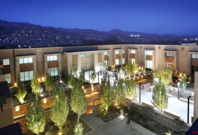 طراحی بیمارستان با الهام از روش های سنتی