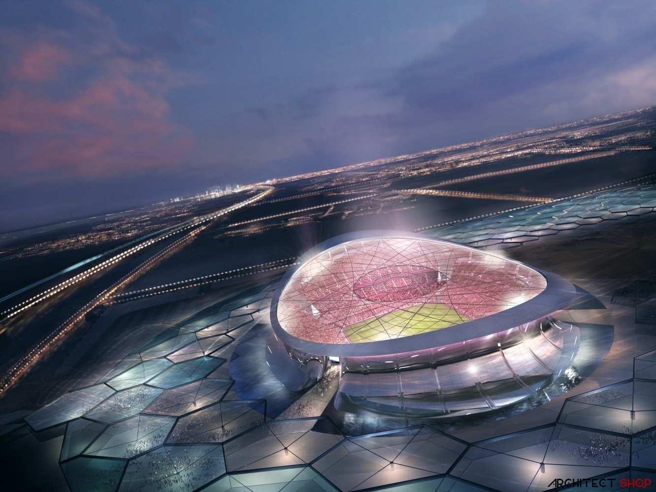 تکامل ورزشگاه: چگونه جام جهانی بر طراحی سالن های ورزشی تأثیر گذاشته است - Stadium Future 10