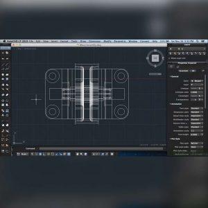 دانلود فیلم آموزشی اتوکد -مقدماتی تا پیشرفته - autocad complete tutorial 300x300