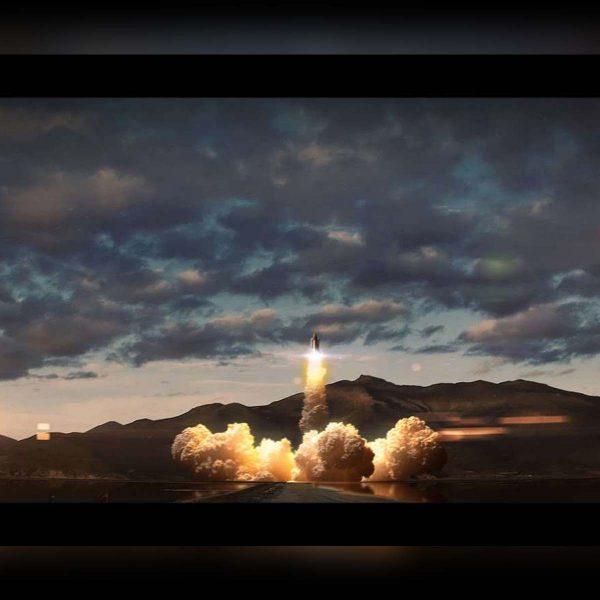 آموزش شبیه سازی پرتاب موشک در تری دی مکس با Fume FX - fumefx tutorial end 600x600