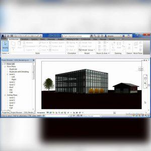 آموزش Massing در Revit - professional modeling revit 300x300