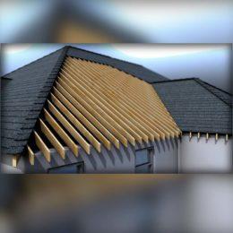 آموزشمدل سازی سقف ساختمان در Revit