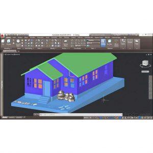 آموزش چاپ سه بعدی یک مدل مقیاس در AutoCAD - 3d printing model autocad 300x300