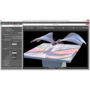 آموزش کامل mental ray در 3ds Max - 3dsmax mentalray tutorial 300x300