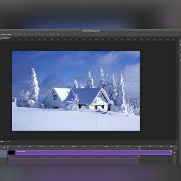 آموزش حرفه ایی ساخت انیمیشن در Photoshop - animations photoshop 600x600