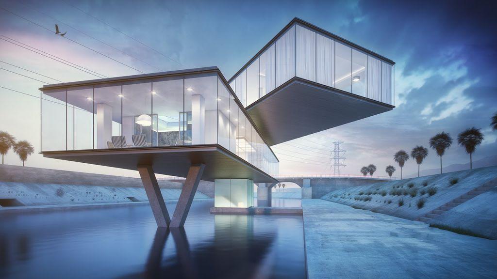 شبیه سازی معماری