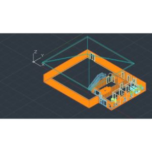 آموزش AutoCAD Architecture 2018 - autocad architecture 2018 tutorial 300x300