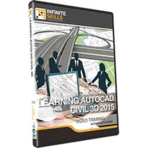 آموزش کامل AutoCAD Civil 3D 2015 - autocad civil 3d tutoria 300x300