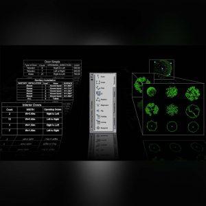 آموزش کار با بلوک ها و استخراج داده برای BIM در اتوکد - blocks autocad 300x300