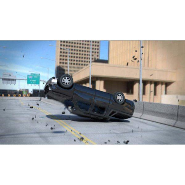 آموزش حرفه ایی شبیه سازی تصادف خودرو در Maya - car crash maya 600x600