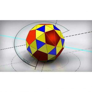 آموزش تکنیک های مدل سازی پیشرفته در Revit - complex polyhedron revit 300x300
