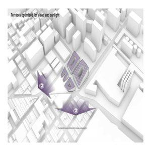 آموزش ایجاد دیاگرام کانسپت معماری با Rhino - conceptual architectural diagram rhino 300x300