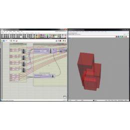 آموزش طراحی پارامتریک معماری با گرس هاپر