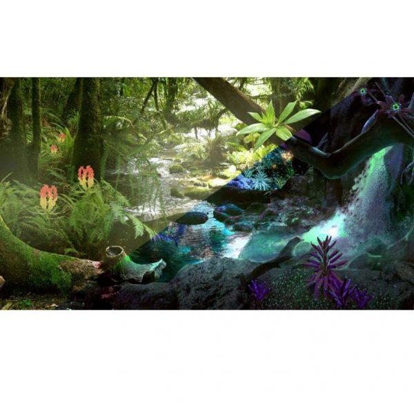 آموزش تبدیل منظره واقعی به فانتزی در Photoshop - realistic fantasy photoshop 600x600
