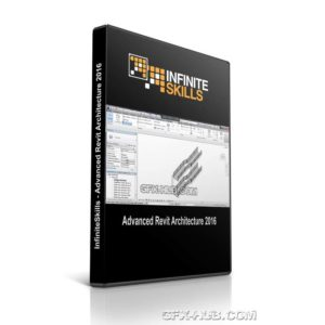 آموزش کامل Revit Architecture 2016 در معماری - revit architecture 2016 tutorial 300x300