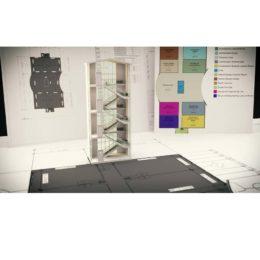 آموزش طراحی معماری در رویت