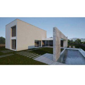 آموزش شبیه سازی معماری در Unreal Engine - riviera house unreal engine 300x300
