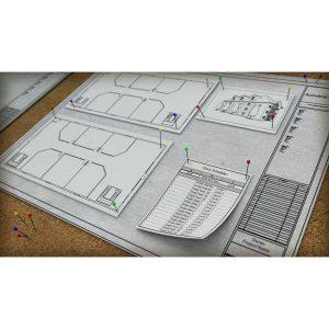 آموزش انواع شیت بندی در Revit - sheet revit 300x300