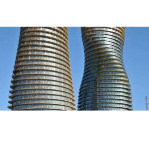 آموزش کامل طراحی برج در Grasshopper - skyscraper grasshopper 300x300