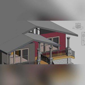 آموزش کامل طراحی خانه در Revit - training house revit 300x300