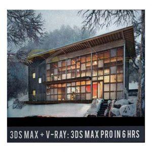 آموزش حرفه ایی کار با 3dMax و VRay و فتوشاپ - tutorial 3dsmax vray photoshop 300x300