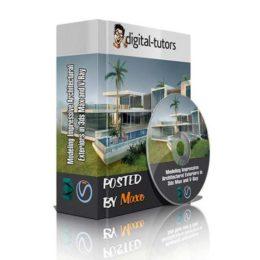 آموزش مدل سازی پوشش گیاهی برای معماری