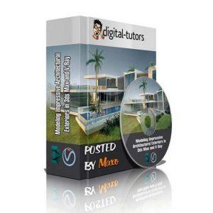 آموزش استفاده از Autocad و 3ds Max برای ایجاد پوشش گیاهی - vegetation architecture 3dsmax autocad 300x300