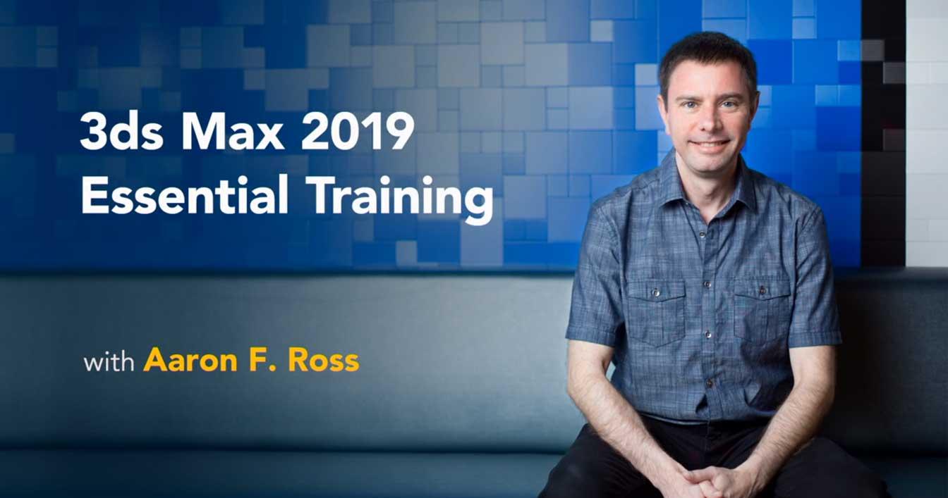 آموزش تری دی مکس 2019