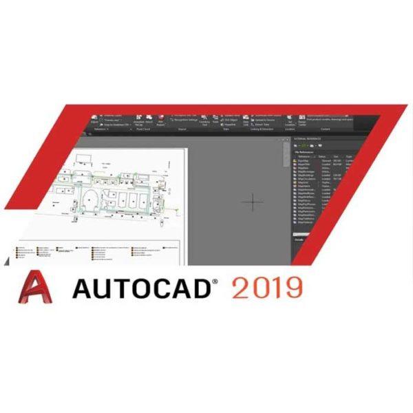 آموزش قابلیت های جدید اتوکد 2019 - autocad 2019 new features 600x600