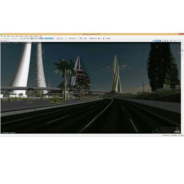 آموزش ساخت شهر با CityEngine - cityengine tutorial 2 1 600x600