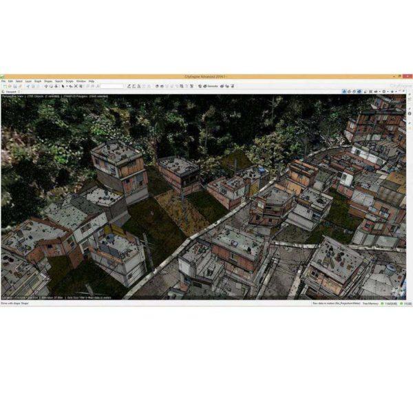 آموزش ساخت شهر با CityEngine - cityengine tutorial 4 1 600x600