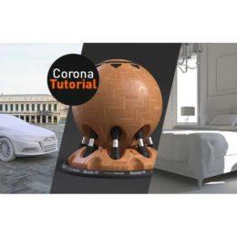 آموزش حرفه ایی Corona در Cinema 4d