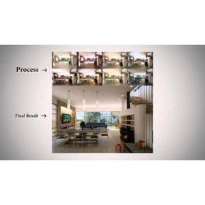 آموزش کامل معماری داخلی در Vray - vray interior tutorial 300x300