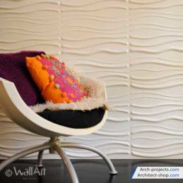 دانلود مدل سه بعدی تری دی پنل و دیوار پوش سه بعدی