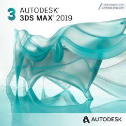 دانلود Autodesk 3ds Max 2019 x64