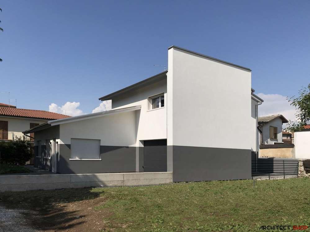 طراحی خانه ایی برای نابینایان در ایتالیا - Blind House 3