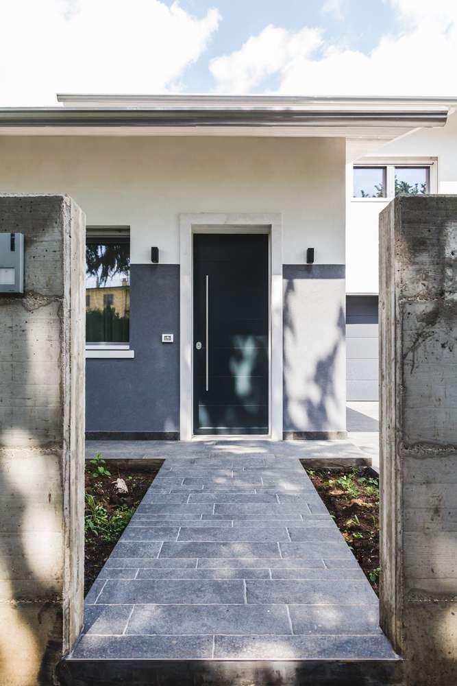 طراحی خانه ایی برای نابینایان در ایتالیا - Blind House 6