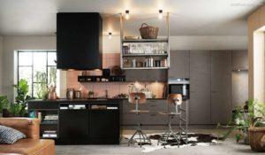 30 ایده طراحی آشپزخانه صورتی برای کمک به طراحی های شما - Blush pink kithcen backsplash 300x175