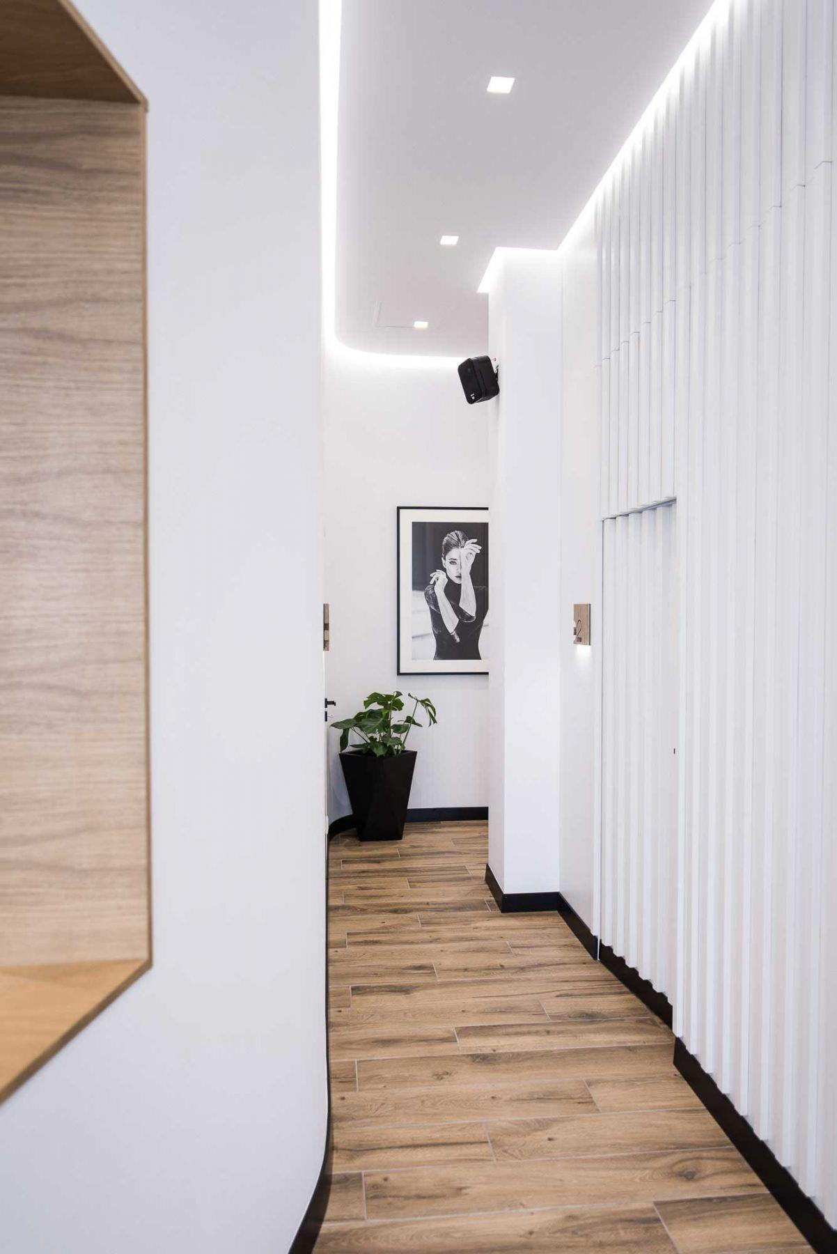 طراحی داخلی کلینیک