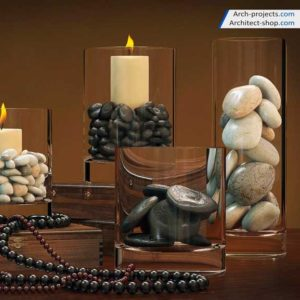 مدل سه بعدی لوازم دکوری کلاسیک - Classic Decoration Set 1 300x300
