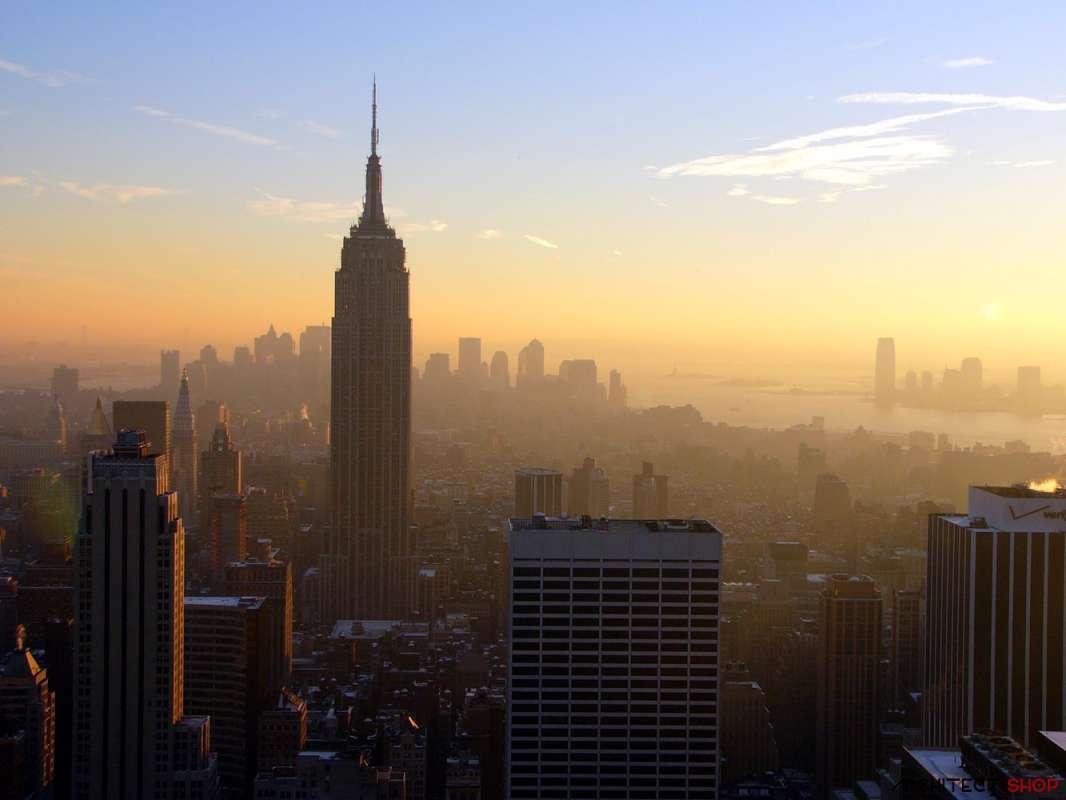 طراحی برج امپایراستیت به 9 سبک مختلف معماری - Empire State Building 10