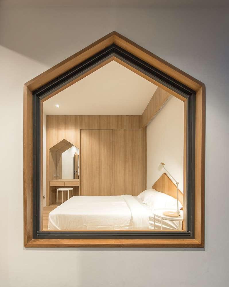 طراحی آپارتمان اجاره ایی در تایلند - HACHI Apartment 5
