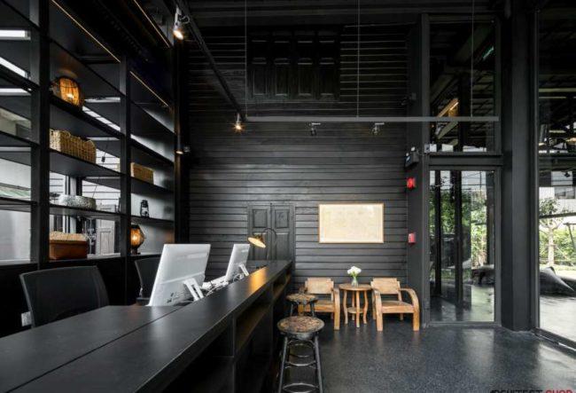 طراحی هاستل KLOEM در تایلند
