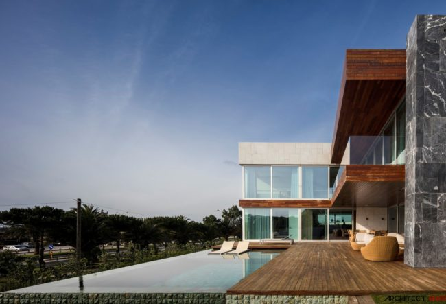 طراحی ویلا با سبک معماری معاصر