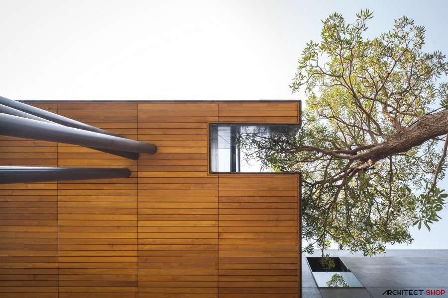 طراحی ویلا برای ماشین بازها - Villa OKS CASA 11