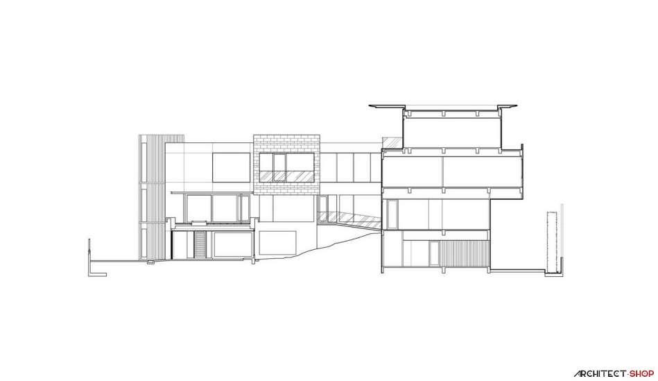طراحی ویلا برای ماشین بازها - Villa OKS CASA 32