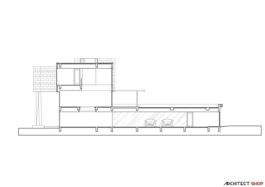طراحی ویلا برای ماشین بازها - Villa OKS CASA 33