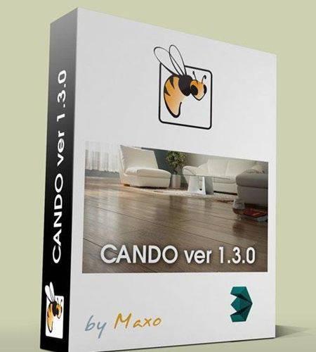 دانلود پلاگین CGPack CANDO v1.3.0 برای 3ds Max 2011 – 2014 - cgpack cando plugin 2