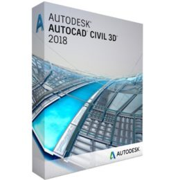 دانلودAutodesk AutoCAD Civil 3D